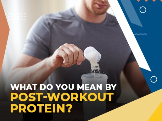 What do you mean by Post-Workout Protein?