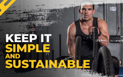 Keep it Simple and Sustainable