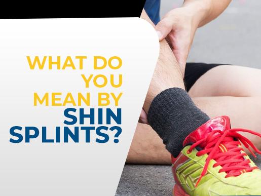 Do You Get Shin Splints?
