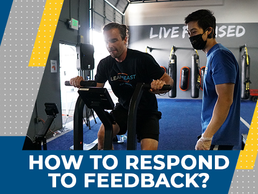 How to respond to feedback?