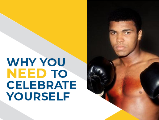 Why you NEED to celebrate yourself