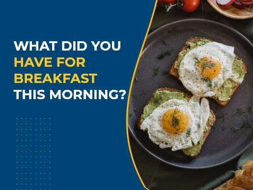 The 5 Best Foods to Eat for Breakfast