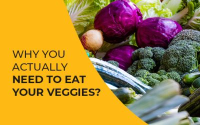 Why You Actually Need to Eat Your Veggies?