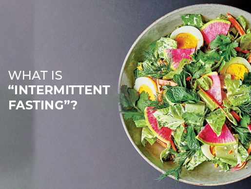 """What is """"Intermittent Fasting""""?"""